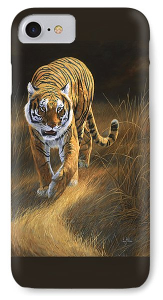 On The Move IPhone Case by Lucie Bilodeau
