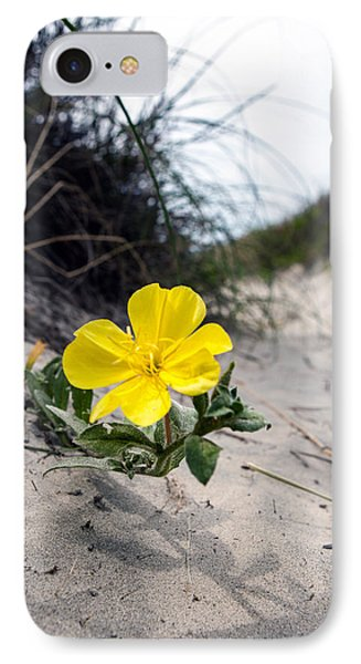 IPhone Case featuring the photograph On The Path by Sennie Pierson