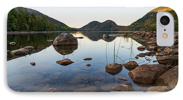 On The Pond IPhone Case by Kristopher Schoenleber