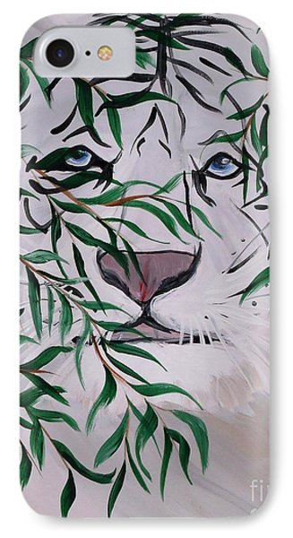 On The Prowl Phone Case by Mark Moore