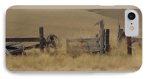 On The Range IPhone Case by John Bushnell