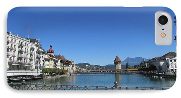 On The Reuss River IPhone Case