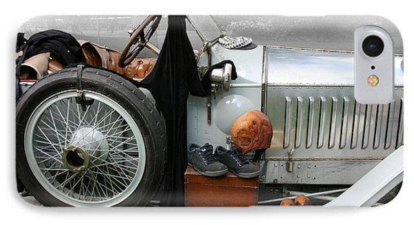 IPhone Case featuring the photograph On The Road by Leena Pekkalainen