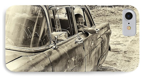 On The Road Phone Case by Phil Callan Photography