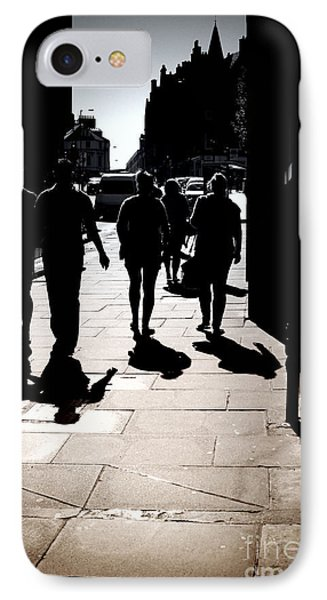 IPhone Case featuring the photograph On The Street by Craig B