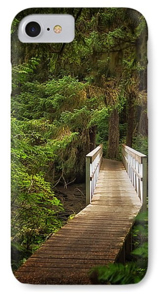 On The Trail Phone Case by Carrie Cole