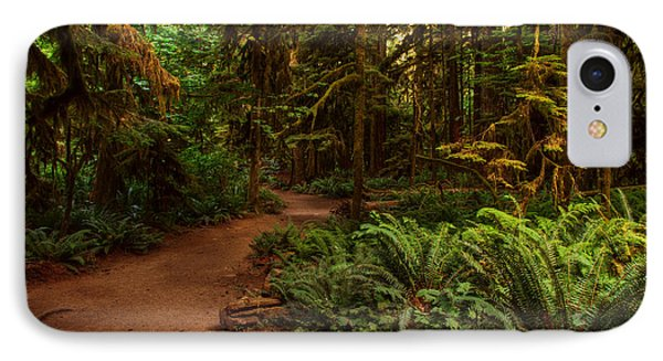 On The Trail To .... Phone Case by Randy Hall