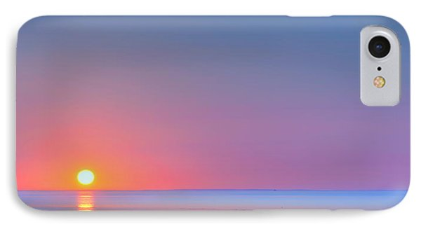 On The Water Phone Case by Bill Wakeley