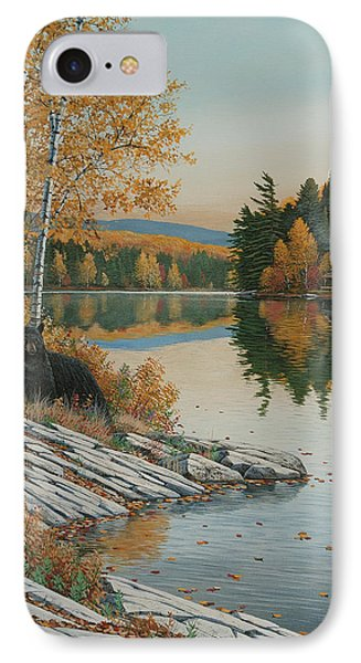 On  The Water's Edge IPhone Case