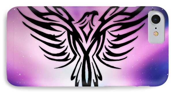 On The Wings Of Eagles IPhone Case