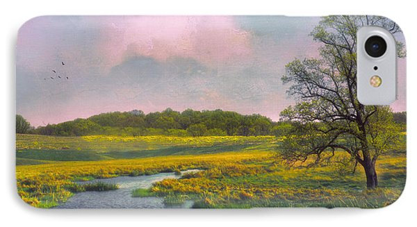 On This Beautiful Day IPhone Case by John Rivera