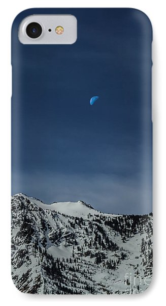 Once In A Blue Moon Phone Case by Mitch Shindelbower