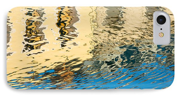 Once Upon A Canal IPhone Case by Joan Herwig