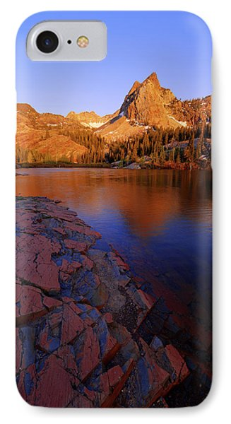 Once Upon A Rock IPhone Case