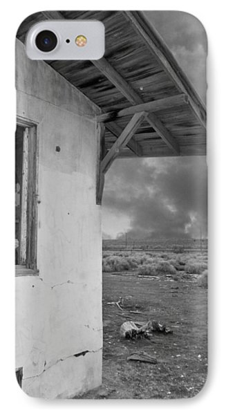 Once Upon A Time In The Desert... IPhone Case by Glenn McCarthy Art and Photography