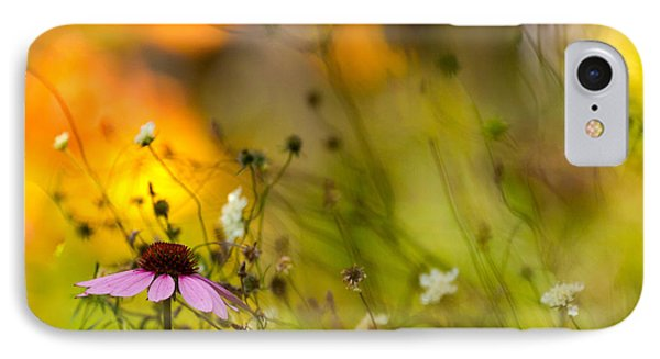 IPhone Case featuring the photograph Once Upon A Time There Lived A Flower by Mary Amerman