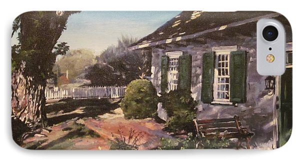 Onderdonk House Phone Case by Victor SOTO