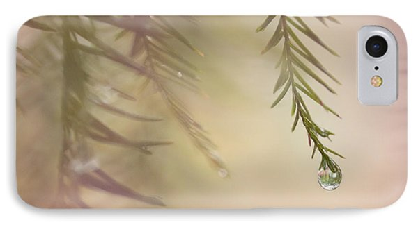 One Drop IPhone Case by Maria Robinson
