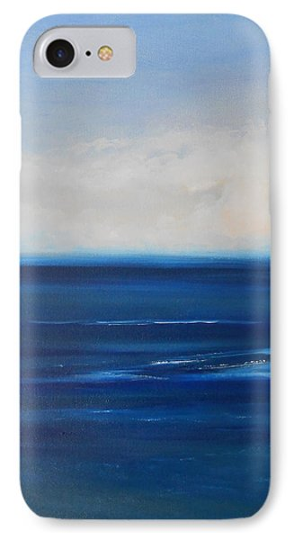 IPhone Case featuring the painting One Fine Day by Jane  See