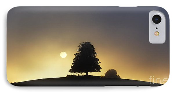 One Foggy Morning Phone Case by Tim Gainey