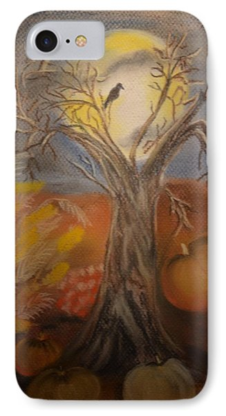One Hallowed Eve IPhone Case by Maria Urso