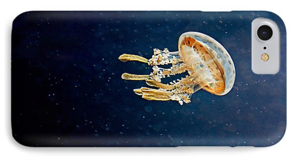 One Jelly Fish Art Prints IPhone Case