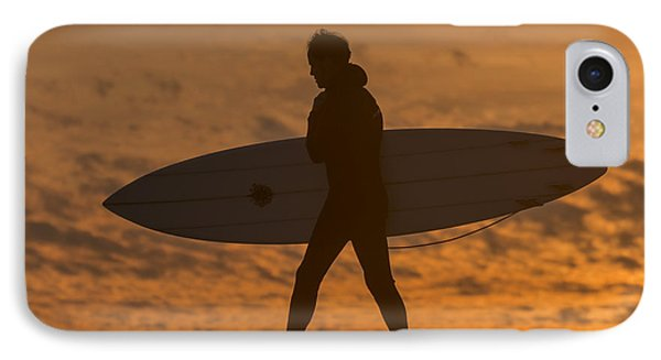 One Last Wave IPhone Case by Bruce Frye