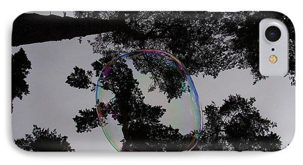 One Moment Dream  IPhone Case by Agnieszka Ledwon