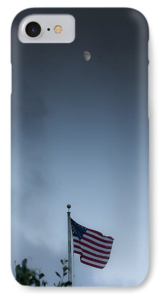 One Nation Under God IPhone Case by Jim Tobin