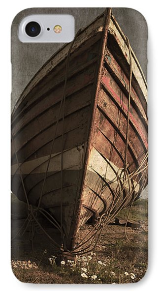 One Proud Boat Phone Case by Svetlana Sewell
