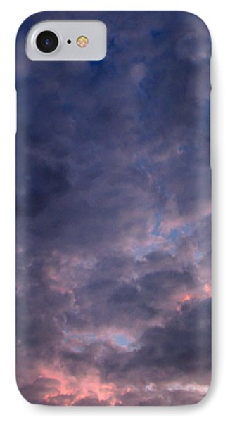 Finally It Rained In Texas IPhone Case by Connie Fox