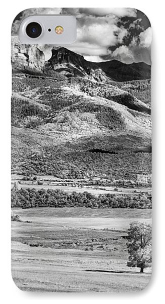 One Stands Alone IPhone Case by Jon Glaser