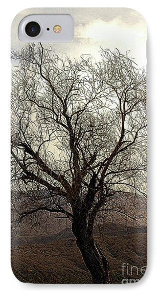 One Tree Phone Case by Kathleen Struckle