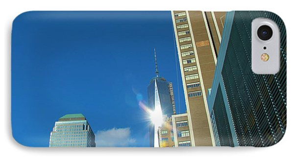 One World Trade Center IPhone Case