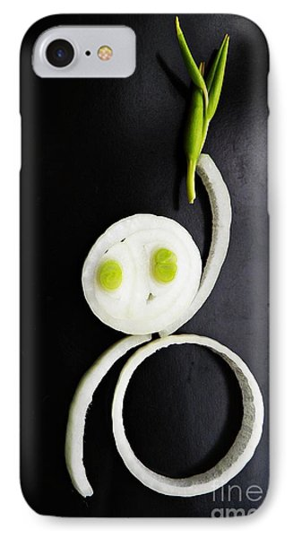 Onion Baby Phone Case by Sarah Loft