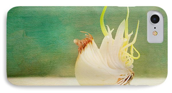 Onion Bird Phone Case by Kay Pickens