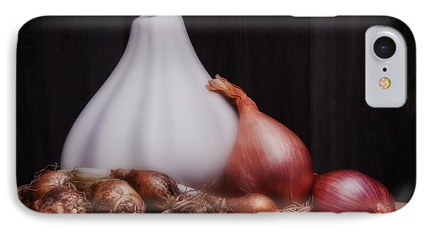 Onions IPhone 7 Case by Tom Mc Nemar