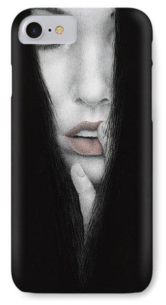 Onus Memoriae IPhone Case by Pat Erickson