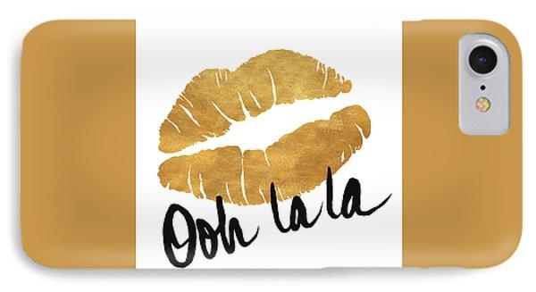 Ooh La La Lips IPhone Case