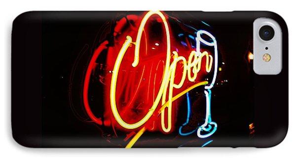 Open IPhone Case by Daniel Thompson