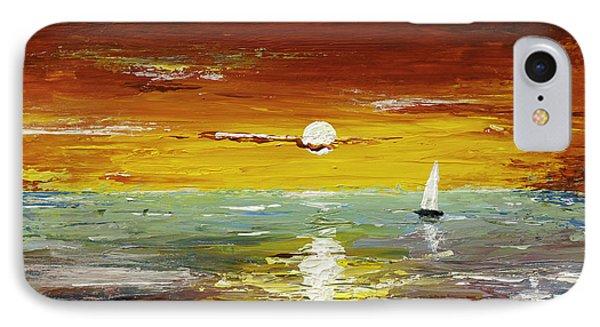 Open Sea Phone Case by Gray  Artus
