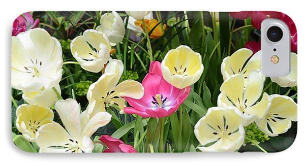 Open Tulips Phone Case by Kathleen Struckle