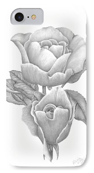 Opening Blooms IPhone Case by Patricia Hiltz