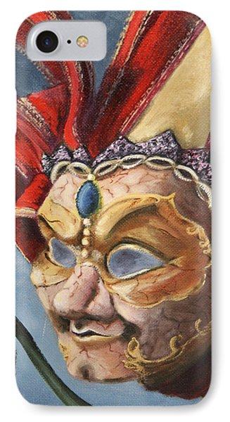 Opera Mask IPhone Case