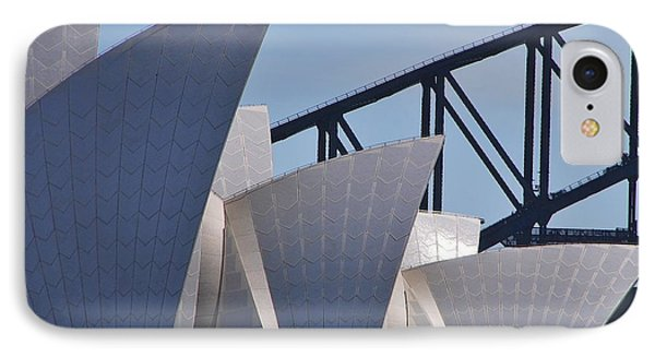 Opera Perspective IPhone Case by Shawn Dechant