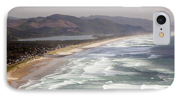 Or, Oregon Coast, Neahkahnie Beach IPhone Case by Jamie and Judy Wild
