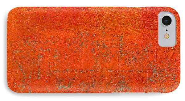 Orange Blossom IPhone Case by James Mancini Heath