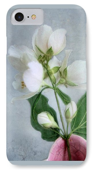 IPhone Case featuring the photograph Orange Blossom Time by Louise Kumpf