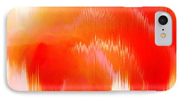 Orange Delight IPhone Case by Gayle Price Thomas