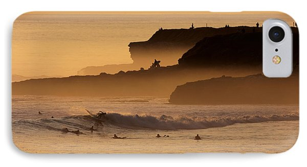 IPhone Case featuring the photograph Orange Glow by Paul Topp